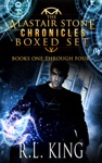 Alastair Stone Chronicles Boxed Set