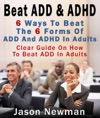 Beat ADD  ADHD Treating ADD And ADHD In Adults