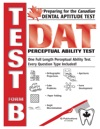 Preparing For The Canadian DAT Perceptual Ability Test-Form B