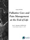 Palliative Care And Pain Management At The End Of Life