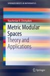 Metric Modular Spaces
