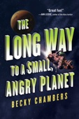 The Long Way to a Small, Angry Planet - Becky Chambers Cover Art
