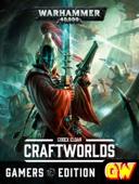 Codex: Craftworld Eldar - Gamers Edition - Games Workshop Cover Art
