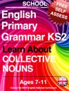 School English Primary Grammar KS2 Key Stage 2 Learn About Collective Nouns Ages 7-11