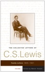 The Collected Letters Of CS Lewis Volume 1