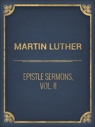 Epistle Sermons Vol II