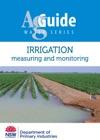 Irrigation Measuring And Monitoring