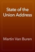 Martin Van Buren - State of the Union Address artwork