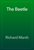 Richard Marsh - The Beetle artwork