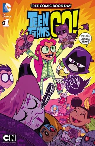 FCBD 2015 - Teen Titans GoScooby-Doo Team-Up Special Edition 2015 1