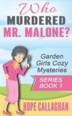 Hope Callaghan - Who Murdered Mr. Malone?  artwork