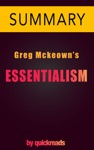 Essentialism By Greg Mckeown -- Summary  Analysis
