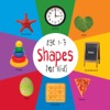 Shapes For Kids Age 1-3 Engage Early Readers Childrens Learning Books