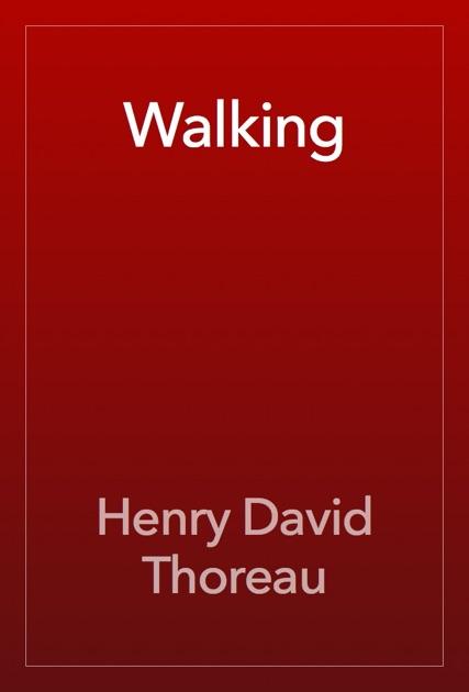 walking essay