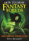 How To Draw Fantasy Worlds