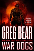 War Dogs - Greg Bear Cover Art