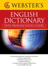 Websters American English Dictionary With Pronunciation Guides