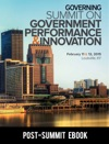Summit On Government Performance  Innovation Post-Conference EBook