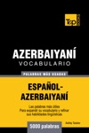 Vocabulario Espaol-Azerbaiyan 5000 Palabras Ms Usadas