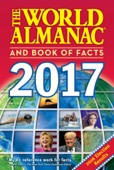 The World Almanac and Book of Facts 2017 - Sarah Janssen Cover Art