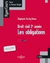 Droit Civil 2e Anne Les Obligations
