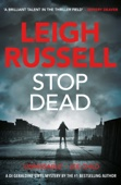 Leigh Russell - Stop Dead artwork