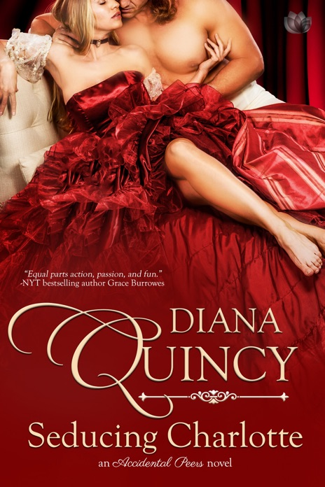Seducing Charlotte Diana Quincy Book