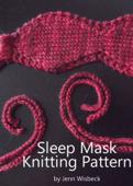 Sleep Mask Knitting Pattern