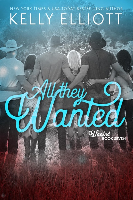 All They Wanted Kelly Elliott Book