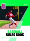2017 NFHS Baseball Rules Book