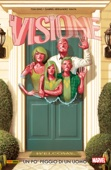 Tom King - Visione 1 (Marvel Collection) portada
