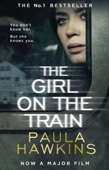 Paula Hawkins - The Girl on the Train artwork