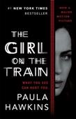 The Girl on the Train - Paula Hawkins Cover Art