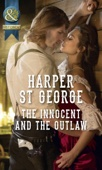 Harper St. George - The Innocent And The Outlaw (Outlaws of the Wild West, Book 1) artwork