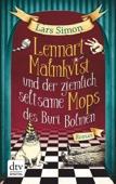 Lars Simon - Lennart Malmkvist und der ziemlich seltsame Mops des Buri Bolmen Grafik