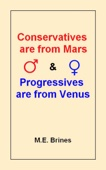 Conservatives are from Mars & Progressives are from Venus
