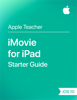 Apple Education - iMovie for iPad Starter Guide iOS 10 artwork