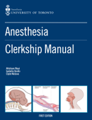 Anesthesia Clerkship Manual