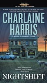 Night Shift - Charlaine Harris Cover Art