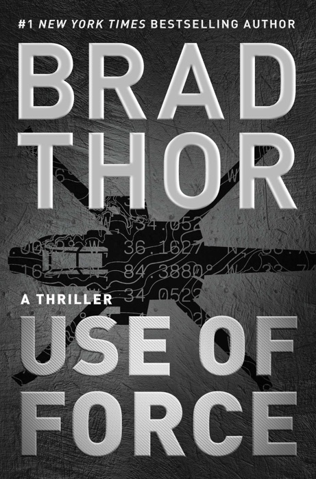 Use of Force Brad Thor Book