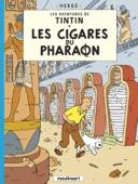 Hergé - Les Cigares du Pharaon Grafik