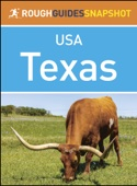 Rough Guides - Texas: Rough Guides Snapshot USA artwork