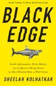 Black Edge - Sheelah Kolhatkar Cover Art