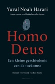 Yuval Noah Harari - Homo Deus kunstwerk