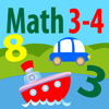 Les Maths en s'amusant: Age 3-4