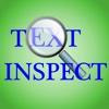 Text Inspect