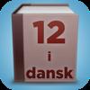 12 i dansk