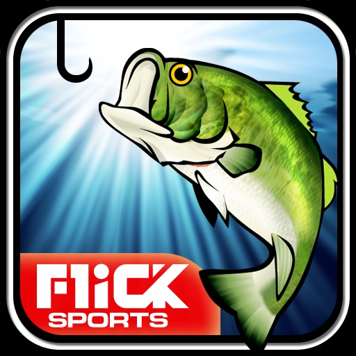 Flick fishing free download ver 1 6 for ios for Fishing game app