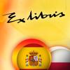 Exlibris Słownik Polsko-Hiszpański