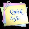 Quick Info Bar